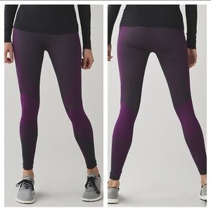 Lululemon All About That Base Seamless Legging